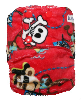 Pirate Monkey Red