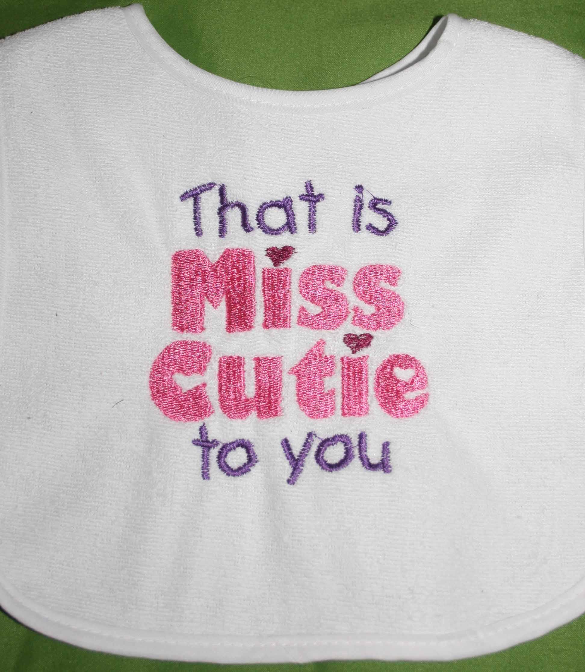 Miss Cutie